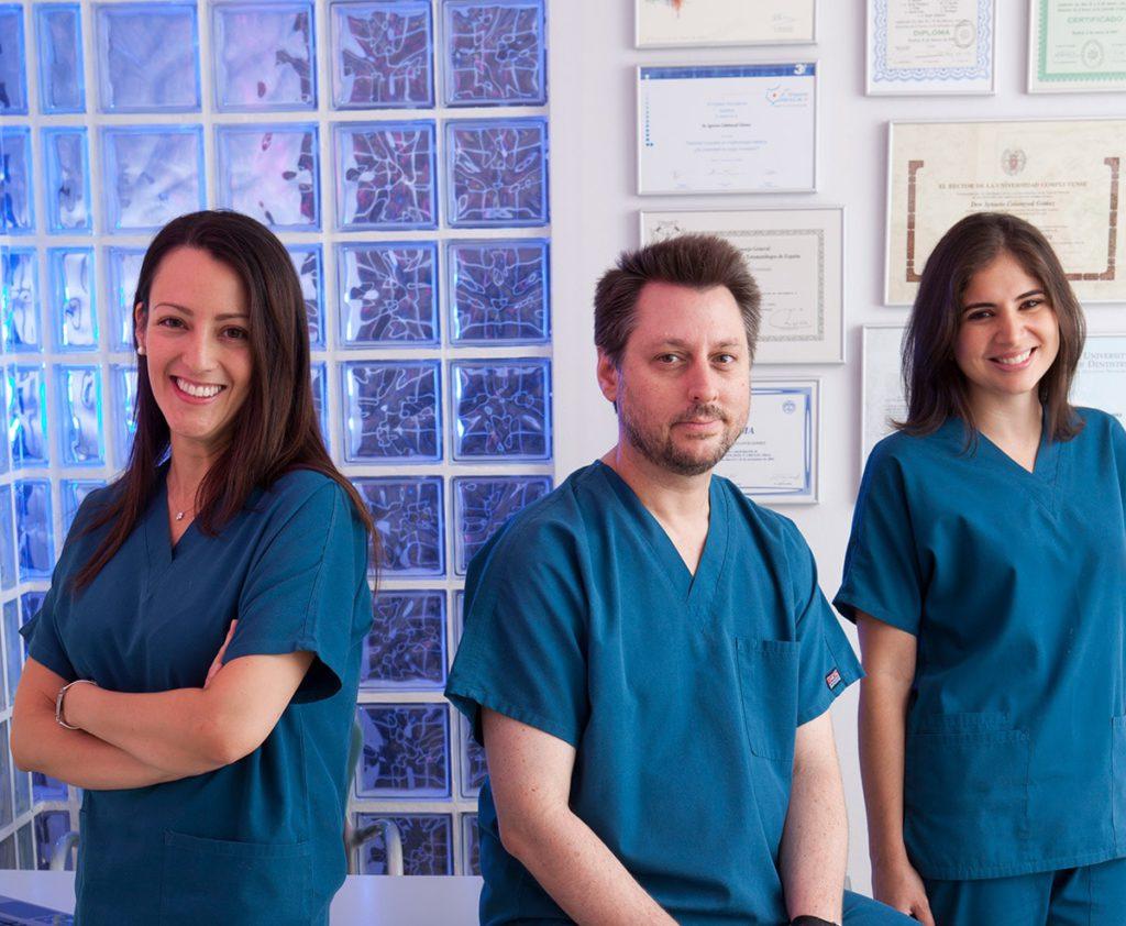 doctores clínica dr Calatayud