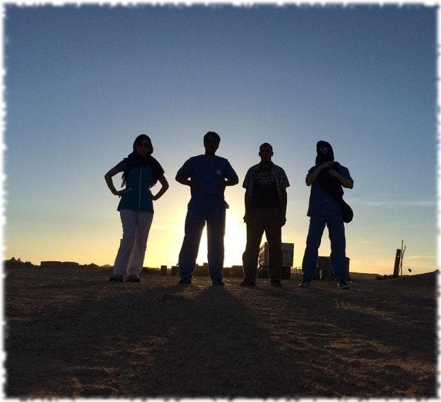 programa de formación saharaui
