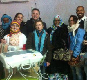 Odontología solidaria Saharaui