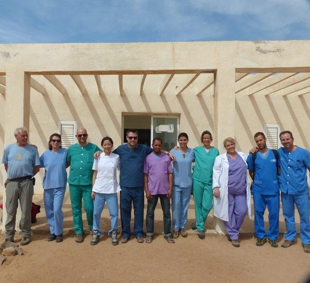viaje solidario odontologia